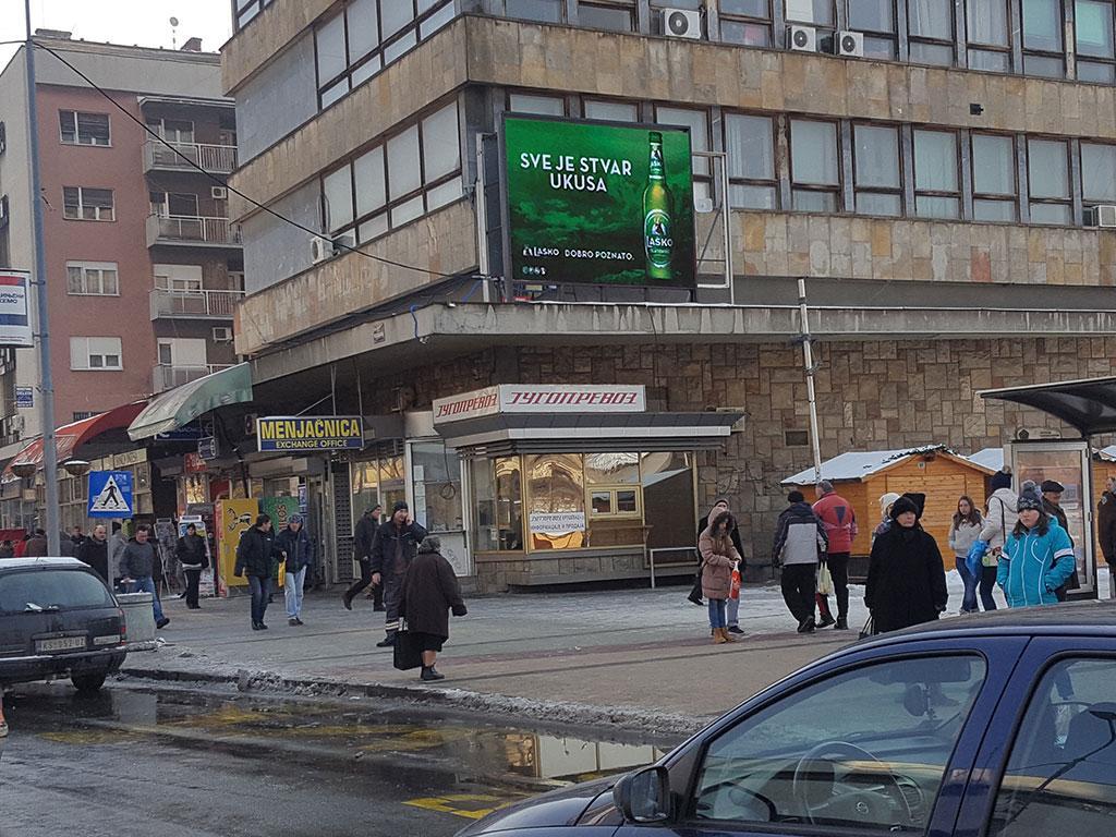 Video Bilbordi Kruševac,led bilbordi,izdavanje led bilborda