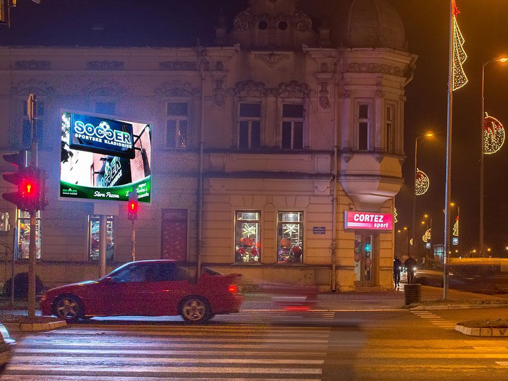 Mreža LED Bilborda,digitalni led displeji stara pazova,led bilbordi stara pazova