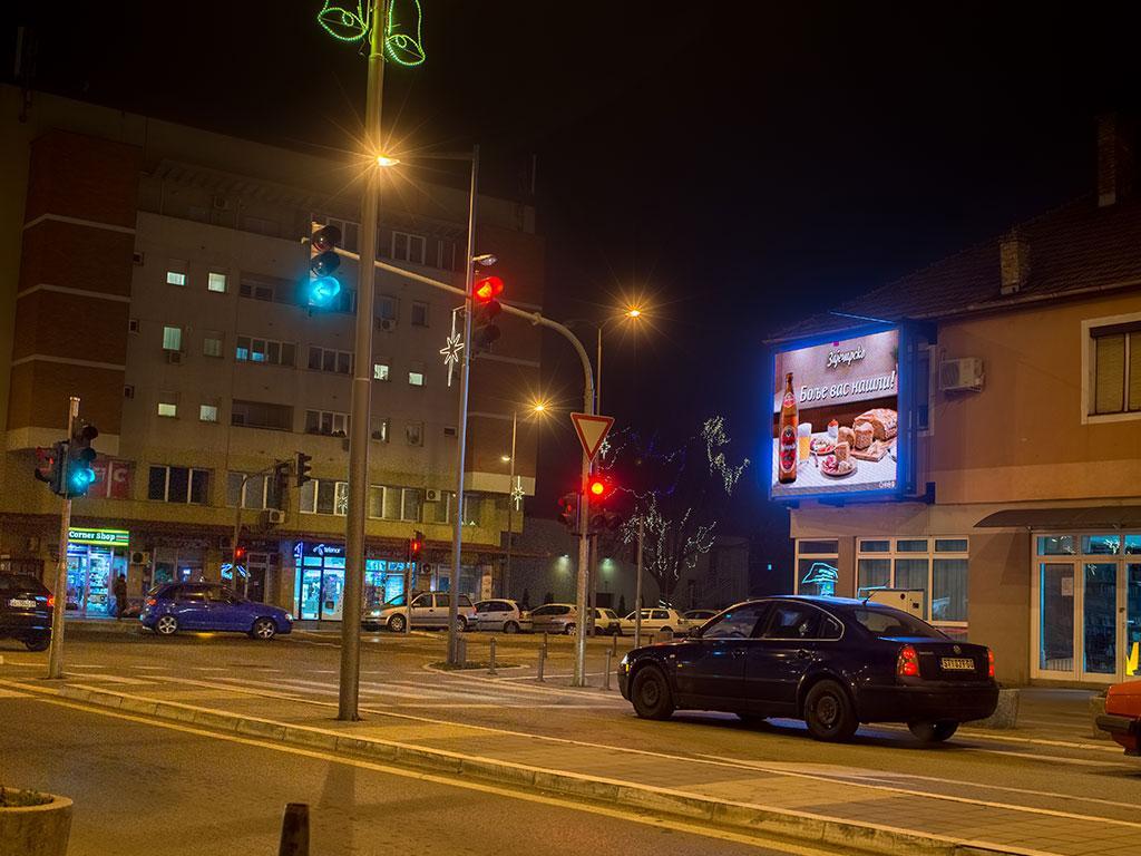LED Bilbordi Nova Pazova