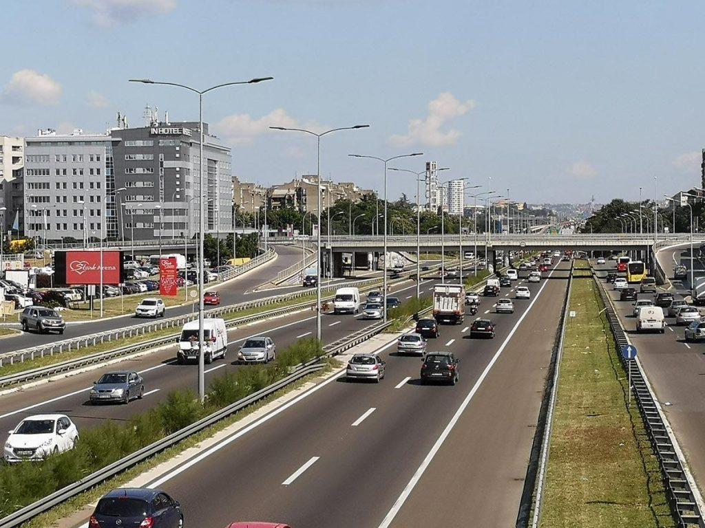 Zakup Bilborda Beograd Arena Autoput Niš I
