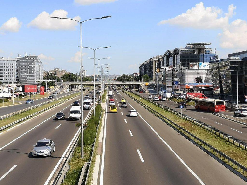 Zakup Bilborda Beograd Arena Autoput Niš Ii