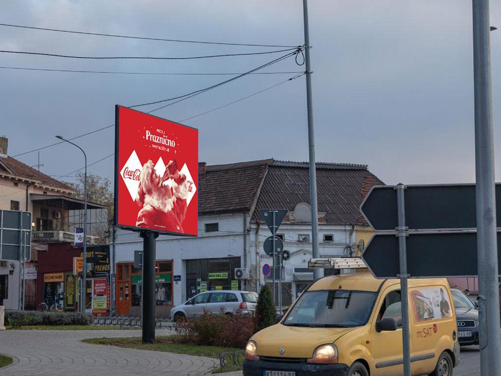 LED bilbordi Kruševac