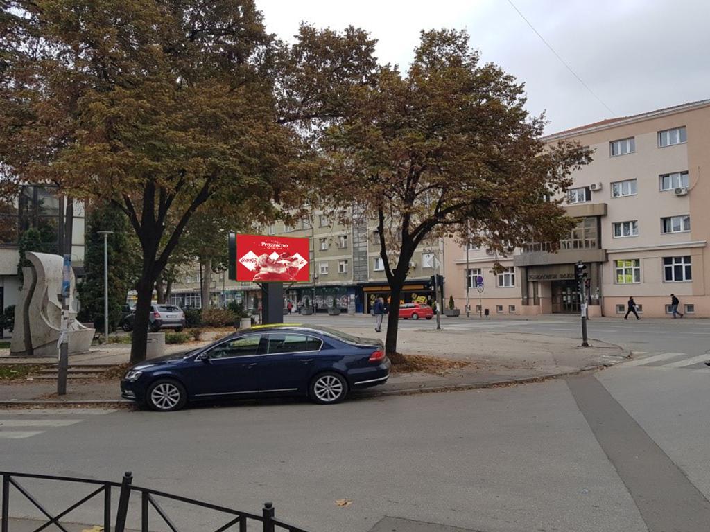Outdoor marketing,LED Bilbordi Leskovac