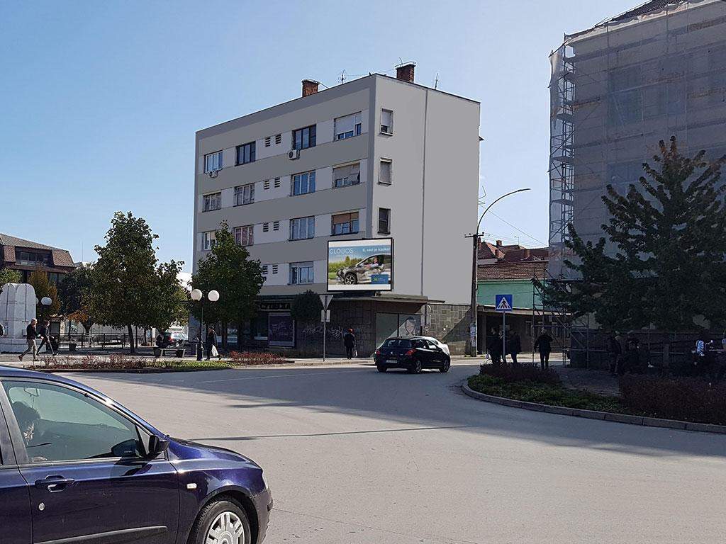 Izdavanje LED Bilborda,izdavanje LED bilborda u Leskovcu