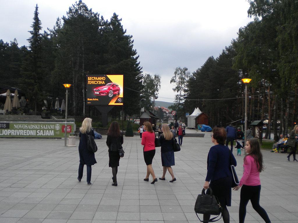 Bilbordi Zlatibor