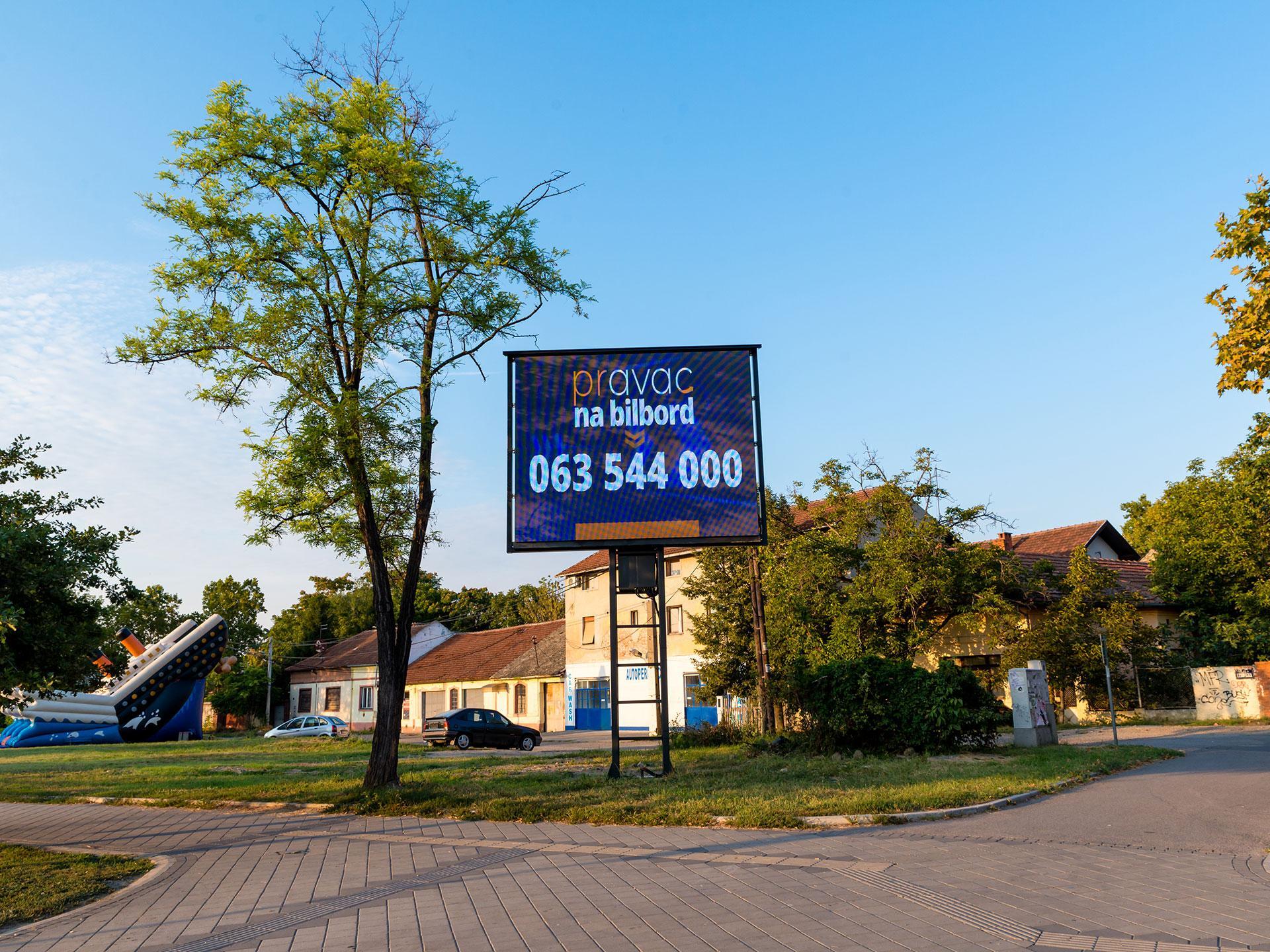 Zakup LED bilborda,Zakup LED bilborda novi sad,outdoor oglašavanje,led bilbord,novi sad